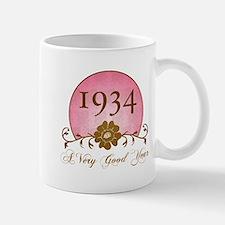 1934 Birthday For Her Mug