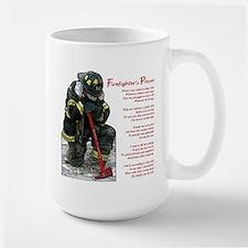 Firefighter Prayer Mugs