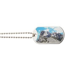 Mount Rushmore Dog Tags