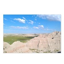 Badlands Postcards (Package of 8)
