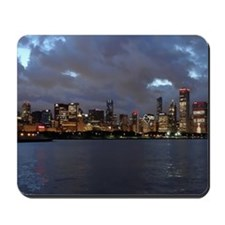 Stanley Cup Skyline 2013 Museum Campus Mousepad