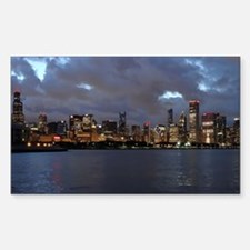 Stanley Cup Skyline 2013 Museu Decal