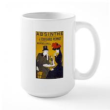 Absinthe, 1905 Mugs