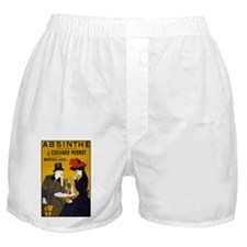 Absinthe, 1905 Boxer Shorts