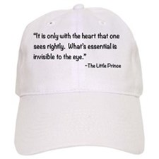 Seeing With the Heart Baseball Cap