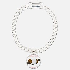 SCIENCE IS AWESOME Charm Bracelet, One Charm