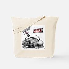 Victor Stabin's NPR Unauthorized Cautiona Tote Bag