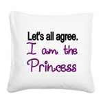 Lets all agree. I am the Princess Square Canvas Pi