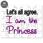 Lets all agree. I am the Princess Puzzle