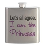 Lets all agree. I am the Princess Flask