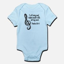 PSALM 108:1 Infant Bodysuit