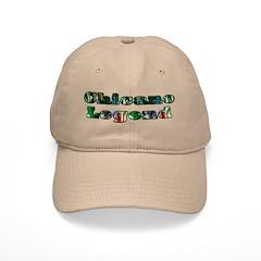 Chicano Legend Baseball Cap