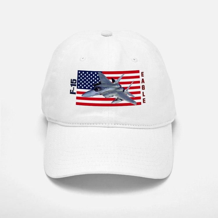 F-15 Eagle Baseball Baseball Baseball Cap
