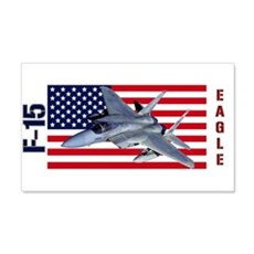 F-15 Eagle Wall Decal