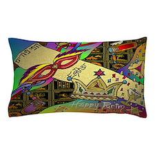 Happy Purim Pillow Case