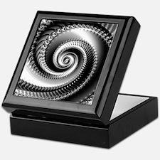 Intervolve Black White Keepsake Box