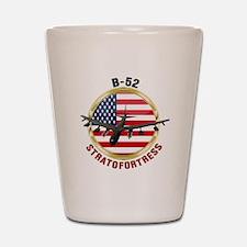 B-52 Stratofortress Shot Glass