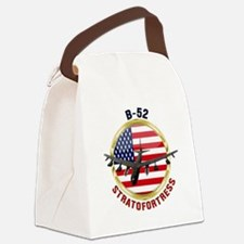 B-52 Stratofortress Canvas Lunch Bag
