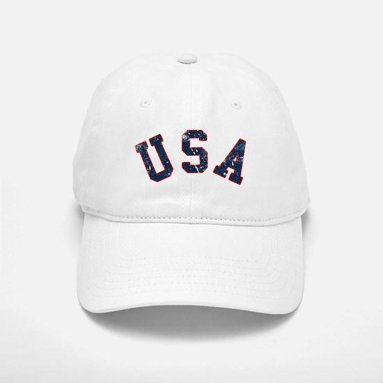 Vintage Team USA Cap