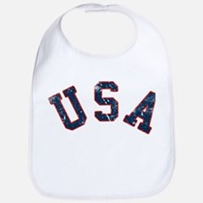 Vintage Team USA Bib