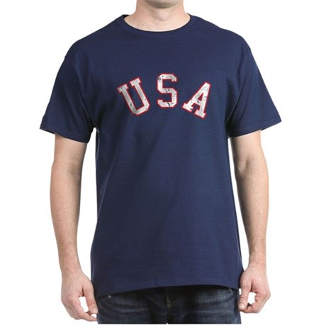 Vintage Team USA T-Shirt