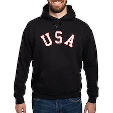 Vintage Team USA Hoodie