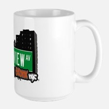 Soundview Av, Bronx, NYC  Mug