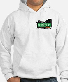 Soundview Av, Bronx, NYC Jumper Hoody