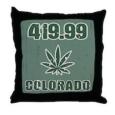 419.99 Colorado Throw Pillow