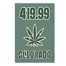 419.99 Colorado Postcards (Package of 8)