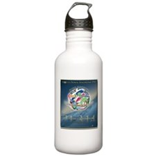 World Down Syndrome Day 2014 Sports Water Bottle