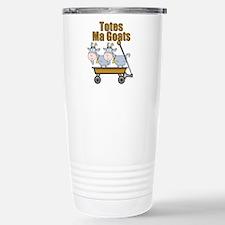 Totes Ma Goats Travel Mug