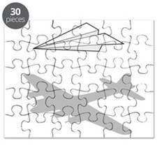 Paper Airplane Overactive Imagination Puzzle