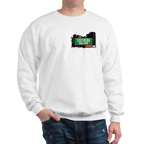 Southern Blvd, Bronx, NYC Sweatshirt