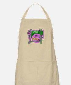 Bride And Joy-Toast To Wife Apron