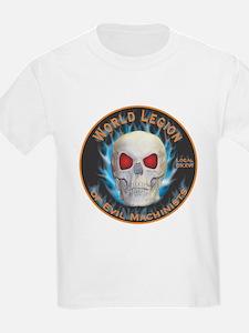 Legion of Evil Machinists T-Shirt