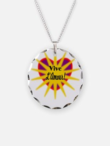 Vive LAmour/t-shirt Necklace