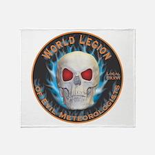 Legion of Evil Meteorologists Throw Blanket