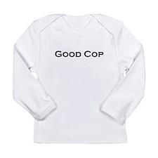Good Cop Long Sleeve T-Shirt