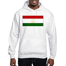 Tajikistan Flag Hoodie