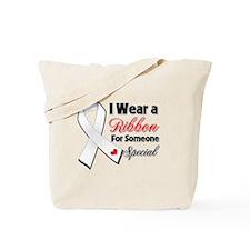 Retinoblastoma Support Tote Bag