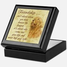 Friendship - Dog Keepsake Box