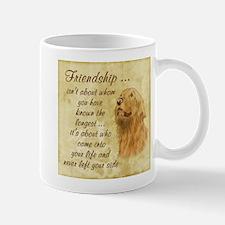 Friendship - Dog Mug