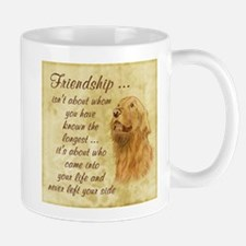 Friendship - Dog Small Small Mug