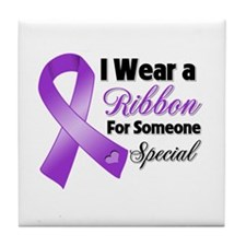 Pancreatic Cancer Support Tile Coaster