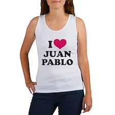 I Love Juan Pablo Tank Top