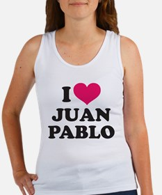 I Love Juan Pablo Tank Top