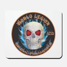 Legion of Evil Paramedics Mousepad