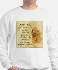Friendship - Dog Sweatshirt