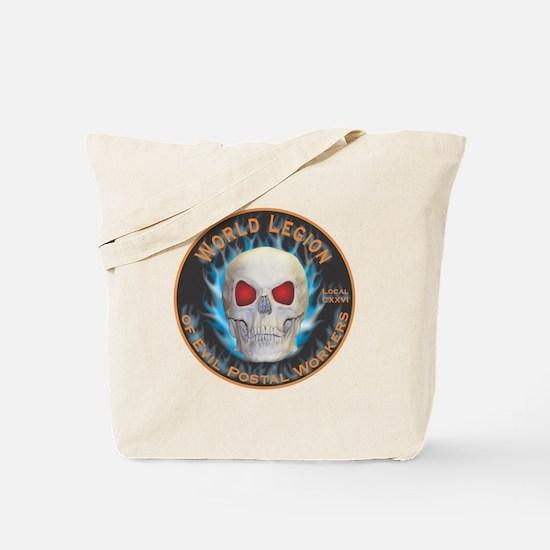 Legion of Evil Postal Workers Tote Bag
